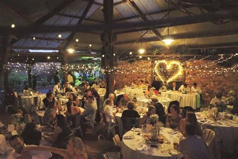 Top 20 rustic wedding venues in Perth