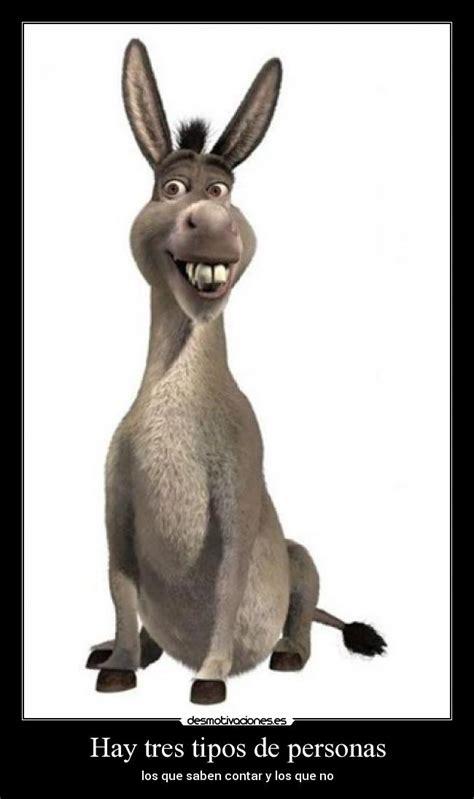 imagenes de amor chistosos del burro shrek hay tres tipos de personas desmotivaciones