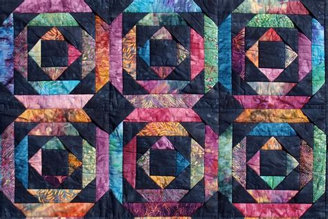 Pineapple Quilt Tutorial by Pineapple Log Cabin Quilt Tutorial Leisureboom