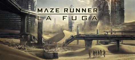 film completo maze runner la fuga maze runner la fuga sito ufficiale al cinema