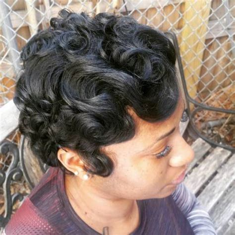 soft waves on african american hair 13 finger wave hairstyles you will want to copy