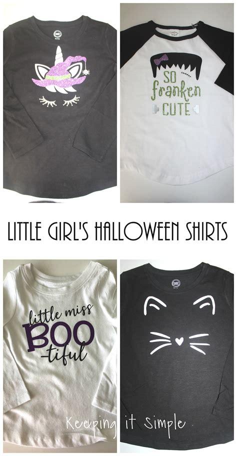 girls halloween shirt ideas  svg cut files