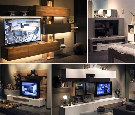 25 terrific tv unit designs for your living room