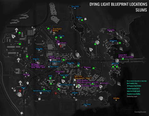 Light List by Dying Light Blueprints List Guidescroll