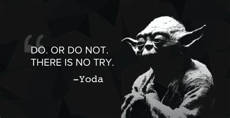 do or do not there is no try tattoo do or do not there is no try