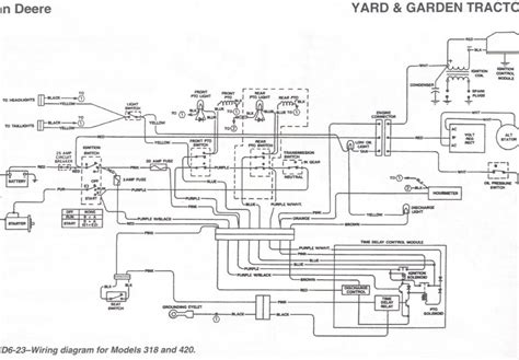 motor deere 100 series wiring diagram l120 harness