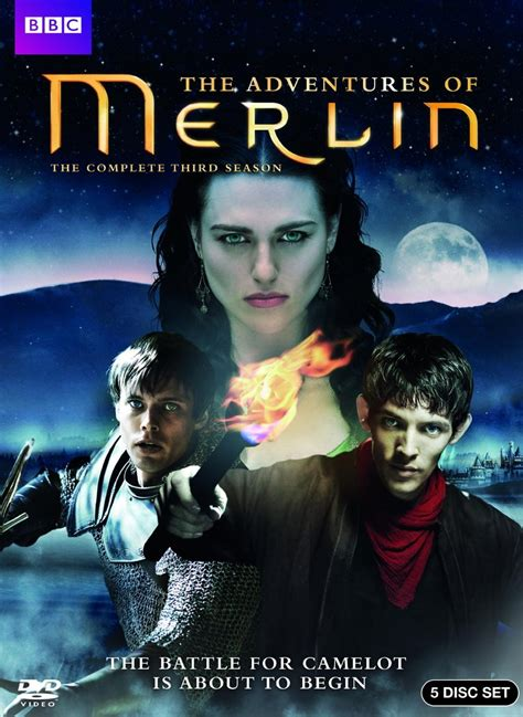 the merlin trilogy merlin the complete third season 169 2012 warner
