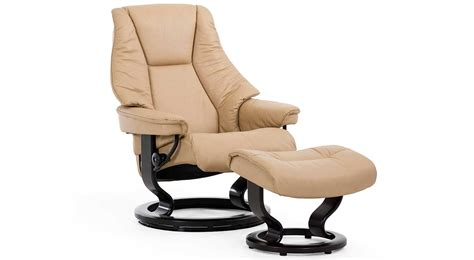 Circle Furniture Live Stressless Chair And Ottoman Stressless Ottoman Price