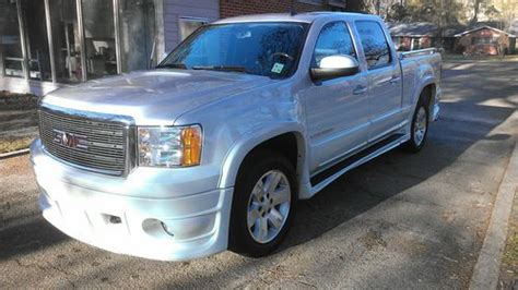 gmc southern comfort truck for sale purchase used 08 gmc slt sierra 1500 crewcab w southern