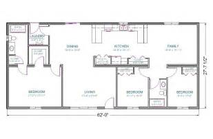 open floor plan blueprints 46 open floor plans 1600 sq ft home with plans style