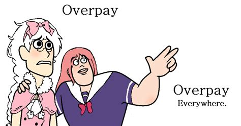 C 226 U Like Everywhere - overpay overpay everywhere by ruhianna on deviantart