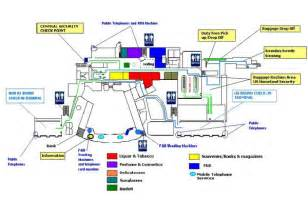 airport map riena beatrix international airport map aruba airport