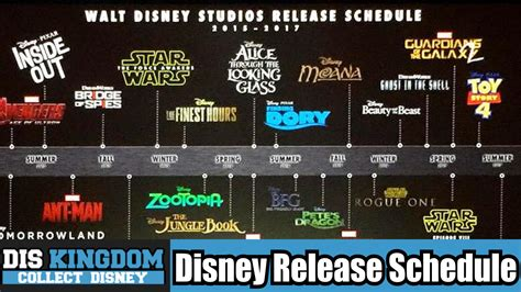 disney film releases 2017 new movie releases 2017 movie release date schedule
