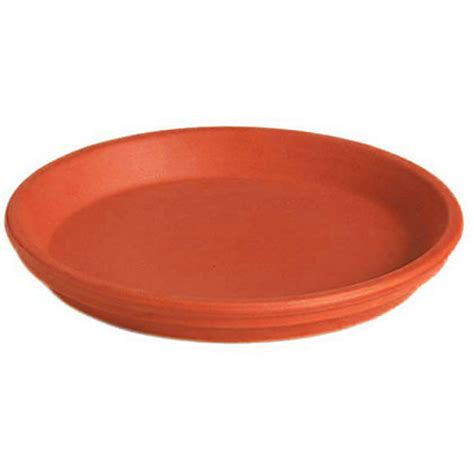 homebase flower and plant pot saucer 3 to 4in multipack