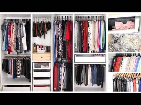 kleiderschrank organisieren mein kleiderschrank tipps zum ausmisten ordnen