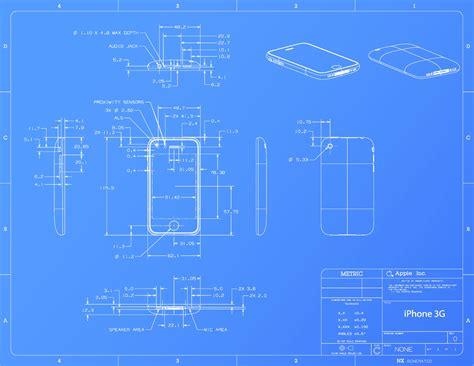 a blueprint iphone 3g blueprint wallpaper