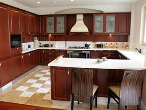 u shaped kitchen with peninsula www pixshark