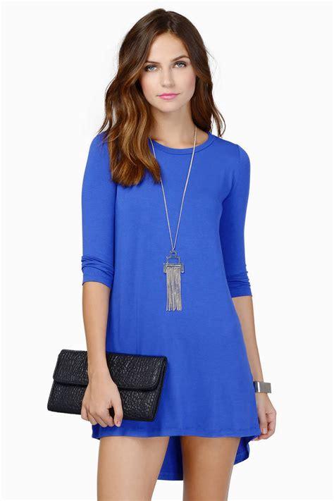 I Tunic tunic dress sleeve dress purple dress aqua high