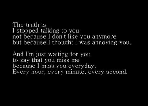 I Miss You Quotes Miss You Quotes On