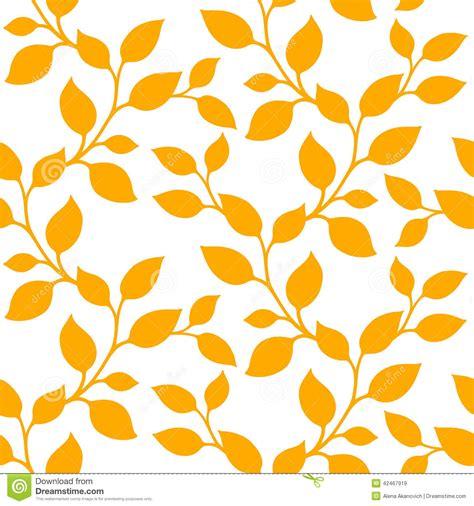 yellow floral pattern yellow floral pattern stock vector image 42467919
