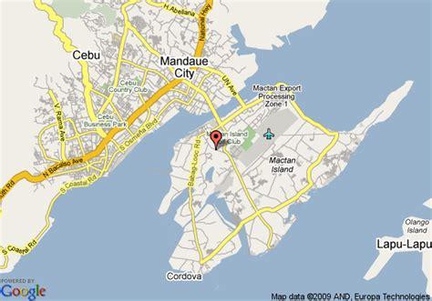 karancho resort cebu map days hotel lapu lapu cebu deals see hotel photos