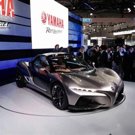 yamaha  bisa bikin mobil nich sport car concept
