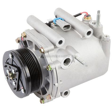 2001 pontiac montana a c compressor with rear air 60 00984 na