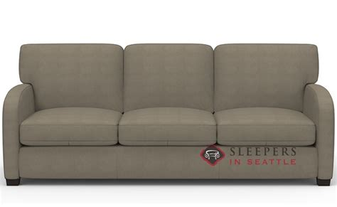 Customize And Personalize Westside Queen Fabric Sofa By Palliser Sleeper Sofa