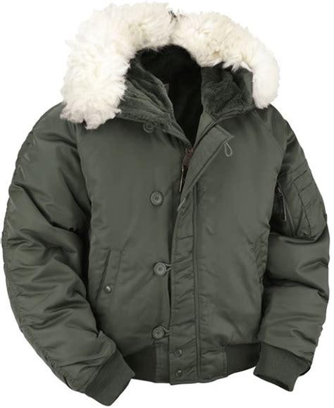 Jaket Bomber Army Jaket Wanita army mens n2b n 2b snorkel bomber flight jacket winter coat ebay