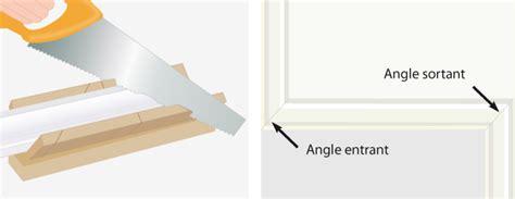 Pose Corniche Plafond Angle by Poser Une Corniche Au Plafond Plafond