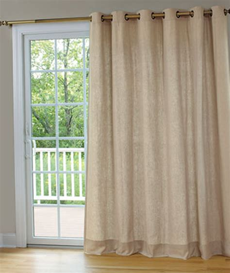 curtain ideas for patio doors patio door curtains and blinds