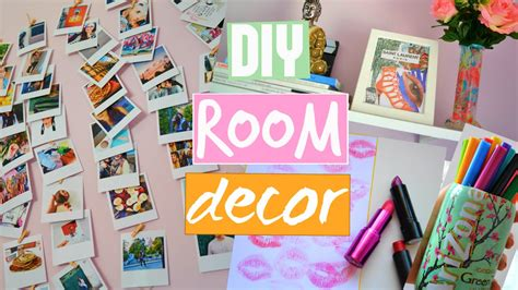decorar fotos snapchat diy ideas tumblr para decorar tu cuarto youtube