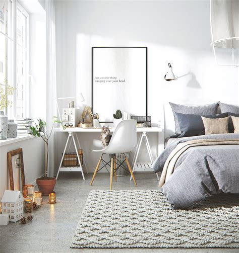 scandinavian inspired bedroom bright and cheerful 5 beautiful scandinavian inspired