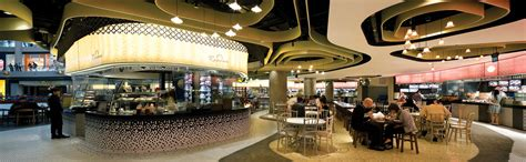 Modern Interior Home Design Pictures by Rasapura Masters 24 Hour Food Court With 24 Local Hawker