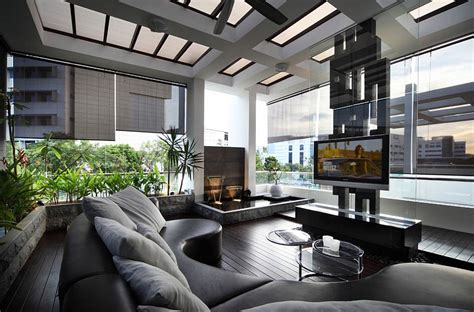 cool living rooms 30 interiors that showcase hot design trends of summer 2015