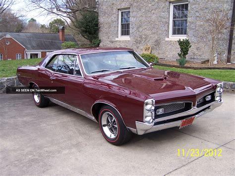 Pontiac 1967 Gto by 1967 Pontiac Gto