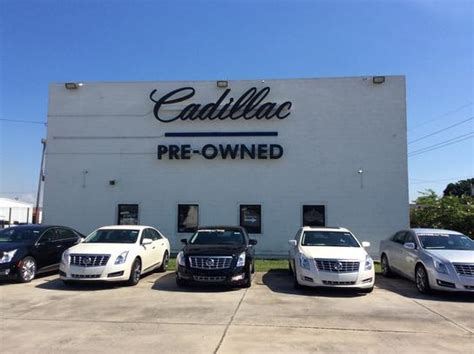 Cadillac Of Metairie by Cadillac Of New Orleans Metairie La 70006 5310 Car