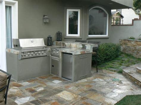 outdoor kitchen cabinets landscaping network outdoor kitchen hermosa beach ca photo gallery