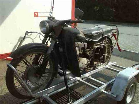 Kaufvertrag Motorrad Nicht Fahrbereit by Ifa Mz Rt 123 3 Ddr Motorrad Oldtimer Zum Bestes Angebot