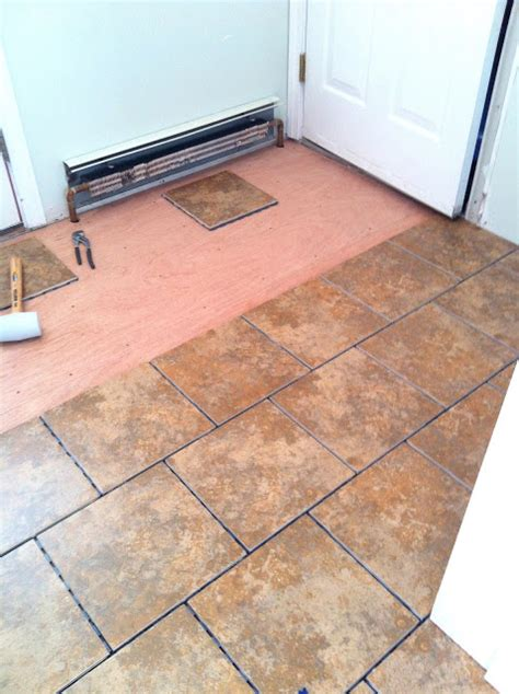 heart maine home a review of snapstone floating tile floor