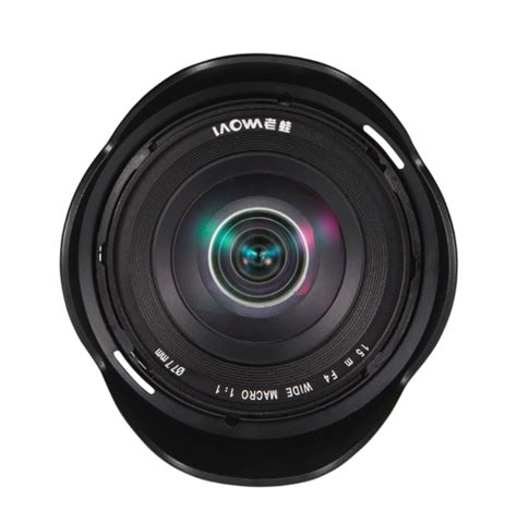 Laowa 15mm F 4 Wide Angle Macro Lens For Nikon the laowa 15 mm f 4 wide angle 1 1 macro lens specs mtf charts user reviews