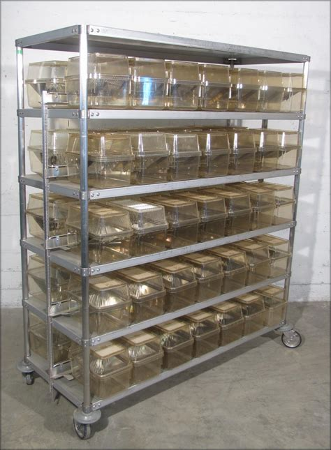 ace allentown caging equipment 70 cage mouse rodent rack
