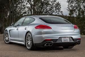 Porsche Panamera Autotrader 2015 Porsche Panamera New Car Review Autotrader