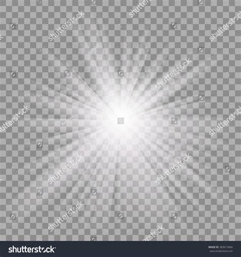 lights transparent white glowing light burst explosion transparent stock