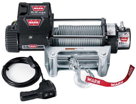 Winch Warn 9 5xp warn 9 5xp performance winch