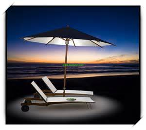 Patio Umbrellas With Led Lights China Solar Patio Umbrella With Led Light Photos Pictures Made In China