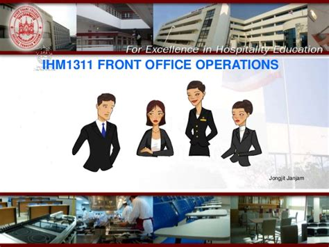 Office Operations by Front Office Upselling
