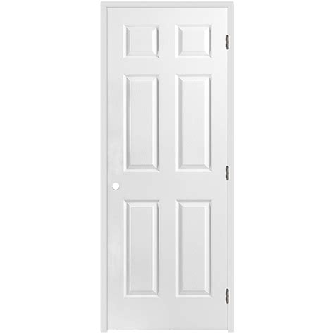 6 panel sliding closet doors 6 panel sliding closet doors shop reliabilt white 6