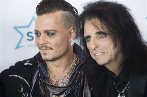 Makeup Di Johnny Andrean johnny depp de retour sur le tapis