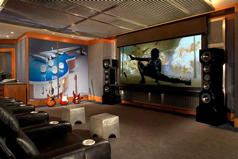 Home Theater by Home Theater Designs On Home Theater Design